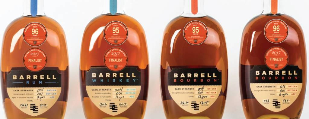 Barrell Bourbon Barrel Strength