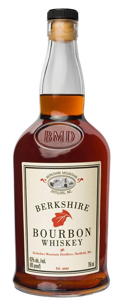 Berkshire Mountain Distillers Bourbon Whiskey 750ml