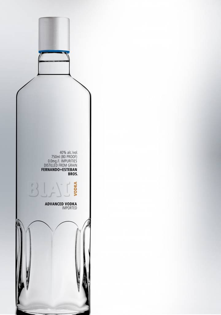 Blat Vodka 750ml