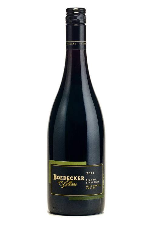 Boedecker Cellars 'Stewart' Pinot Noir