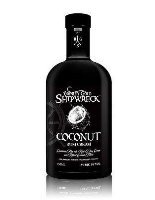 Brinley Gold Shipwreck Coconut Rum