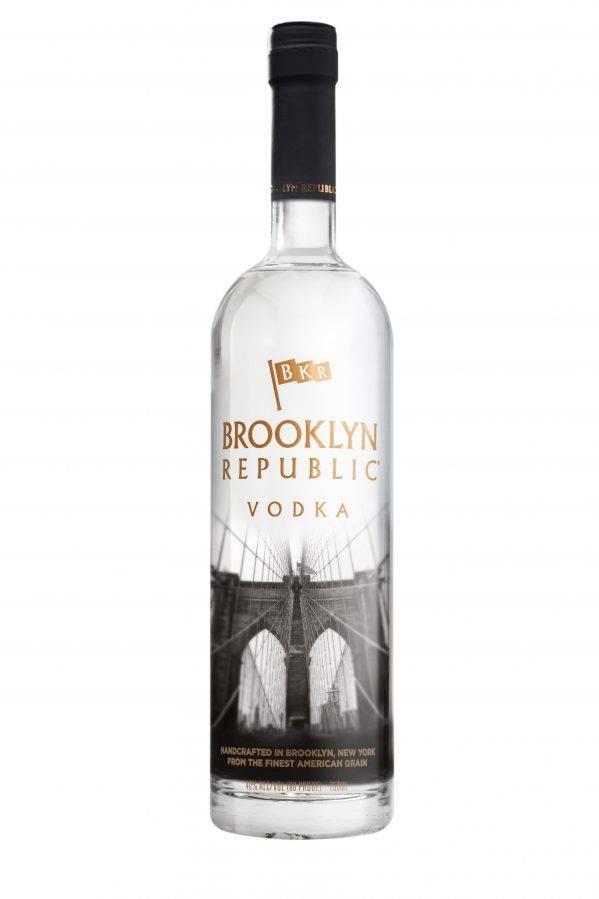 Brooklyn Republic Vodka 375mL