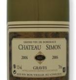 Chateau Simon Graves Bordeaux Blanc