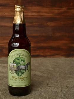 Doc's Dry Hopped Apple Cider 22 Oz.