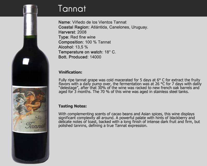 Alcyone Tannat 500ml