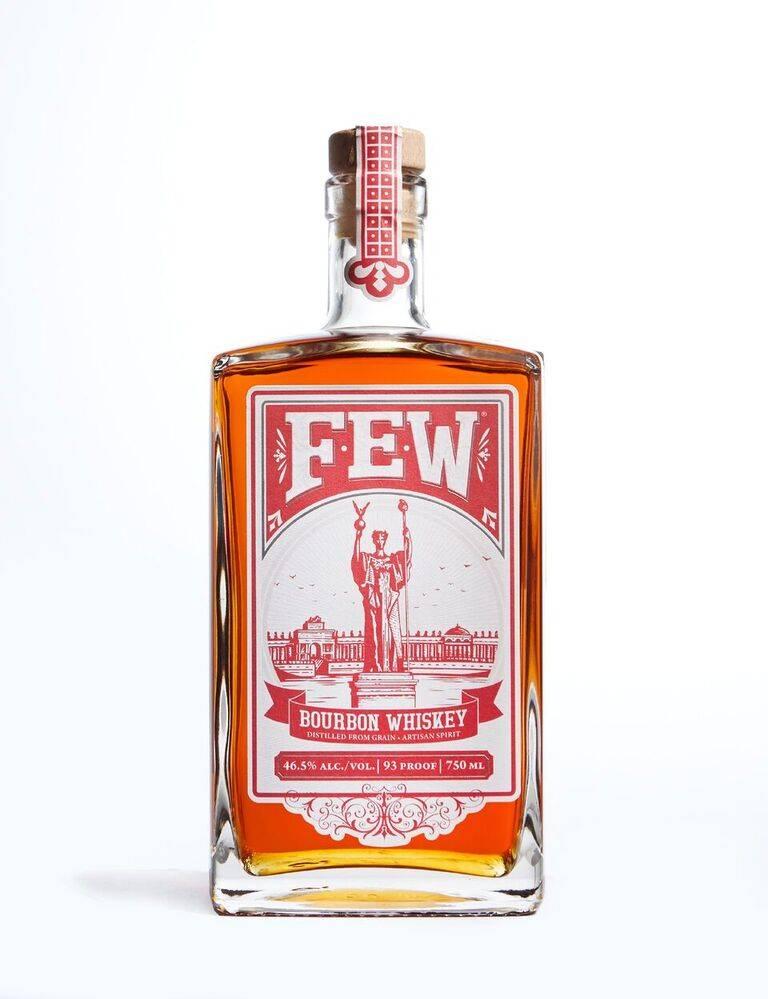 Few Bourbon 750mL