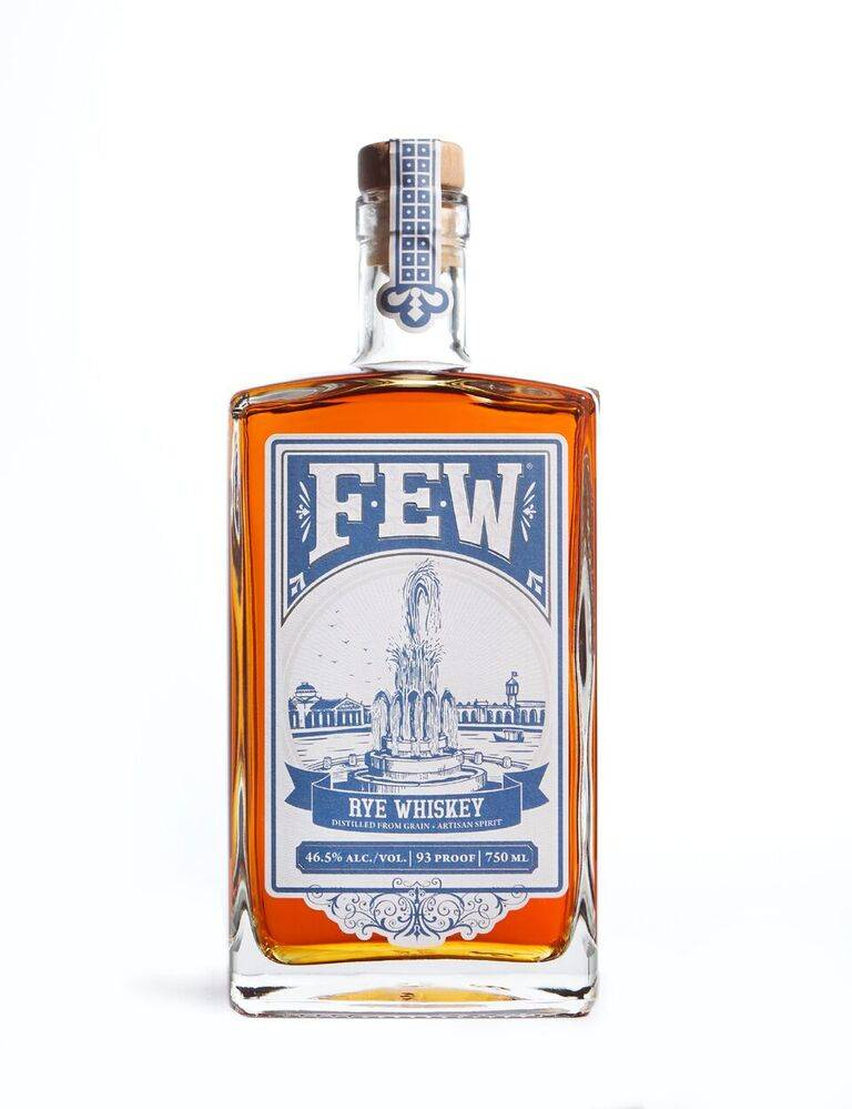 Few Rye Whiskey 750ml