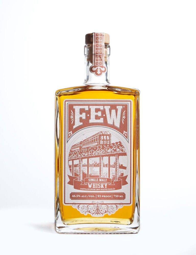 Few Single Malt Whiskey 750ml