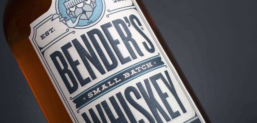 Bender's Small Batch Rye Whiskey NYC Edition