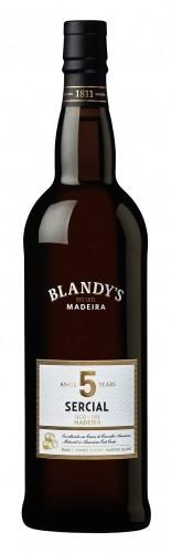 Blandy Madeira Alvada 5 Year 500ml