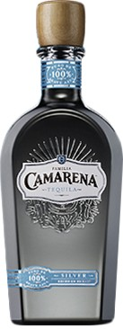 Camarena Tequila Silver 375ml