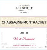 Christian Bergeret Chassagne Montrachet Rouge