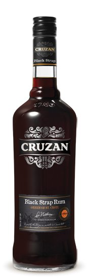 Cruzan Blackstrap Rum 750ml