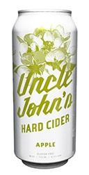 Uncle Johns Hard Cider - 1 Can 16oz