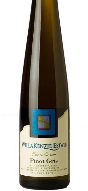 WillaKenzie Estate Late Picked Pinot Gris 375mL