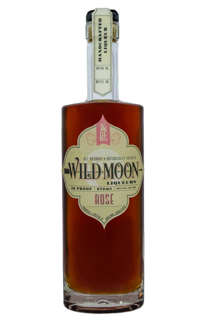 Wild Moon Rose Liqueur