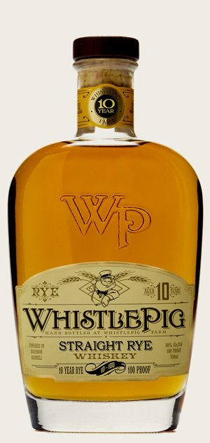 Whistlepig 10yr 100% Rye Whiskey 750ml