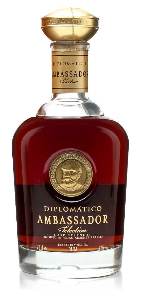 Diplomatico Ambassador Rum 750