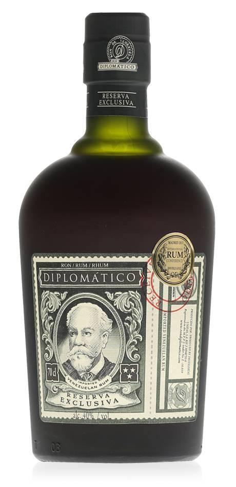 Diplomatico Reserva Exclusiva Rum 750ml