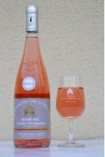 Domaine du Vieux Pressoir Saumur Brut Rose