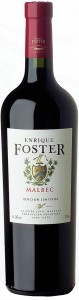 Enrique Foster Malbec 'Limited Edition' 2007