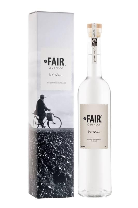 Fair Quinoa Vodka 750ml