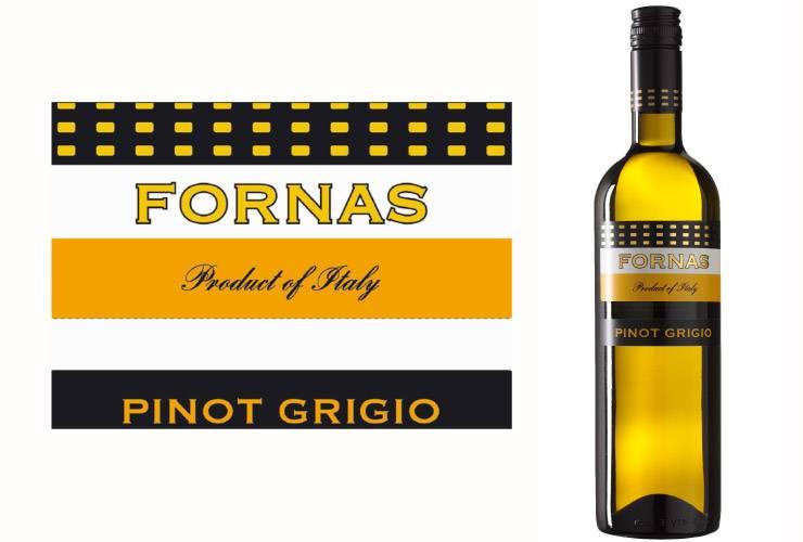 Fornas Pinot Grigio 750ml