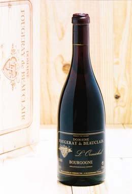 Fougeray de Beauclair Bourgogne Rouge