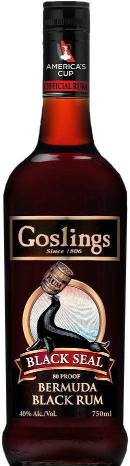 Goslings Black Rum 750mL