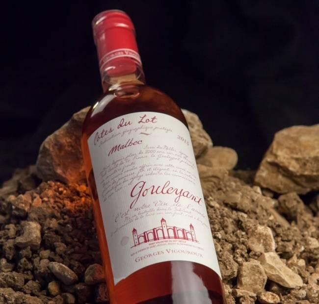 Gouleyant Cahors Rose