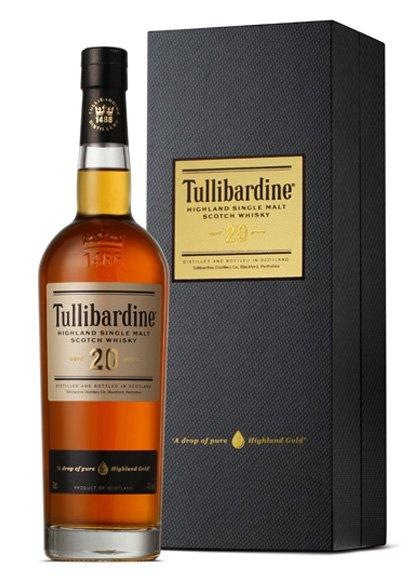 Tullibardine 20 Year Old Scotch