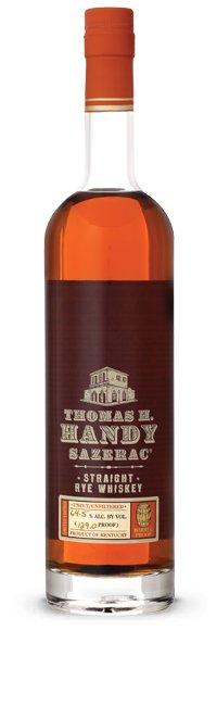 Thomas Handy Sazerac Rye 127.2 Proof 750ml