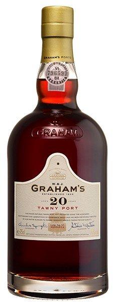 Graham's 20yr Tawny Port 750ml