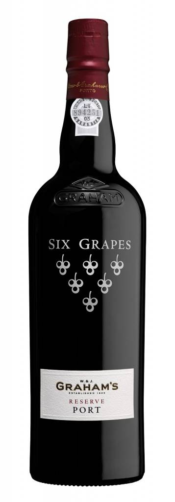 Graham's Six Grapes Reserve Porto 375mL