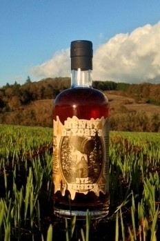 Henry Du Yore Rye Whiskey 750ml