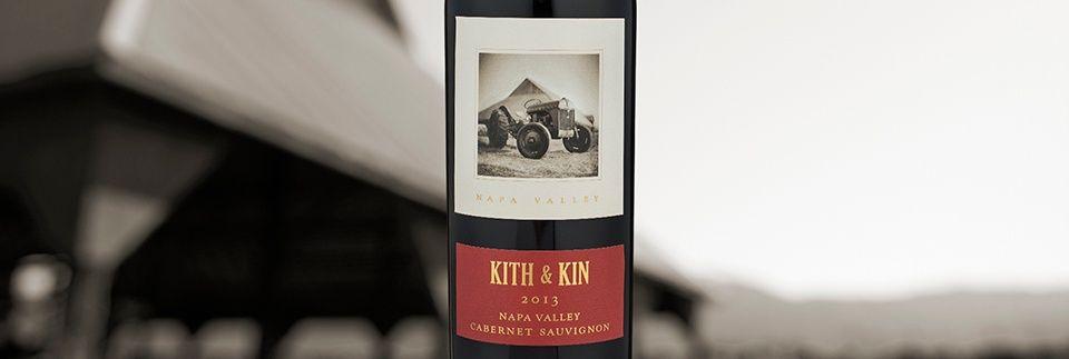 Round Pond Napa Cabernet Sauvignon 'Kith & Kin'