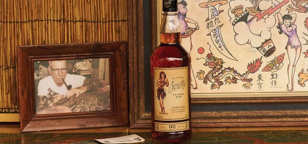 Sailor Jerry Spiced Rum 750ml