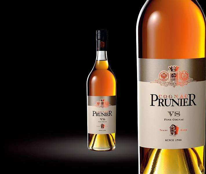 Prunier V.S. Cognac