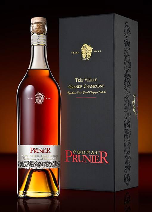 Prunier XO Cognac