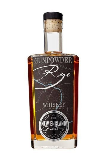 New England Distilling Gunpowder Rye 750mL