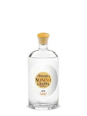 Nonino Grappa Moscato 750ml