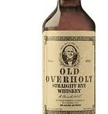 Old Overholt Straight Rye Whiskey 750ml