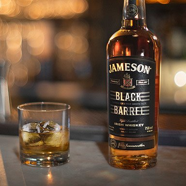 Jameson Select Reserve Black Barrel Irish Whiskey 750ml