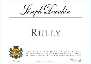 Joseph Drouhin Rully Blanc