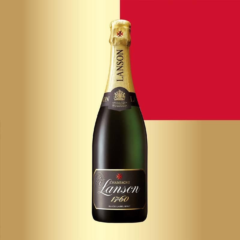 Lanson Black Label Brut Champagne NV 1.5L Magnum