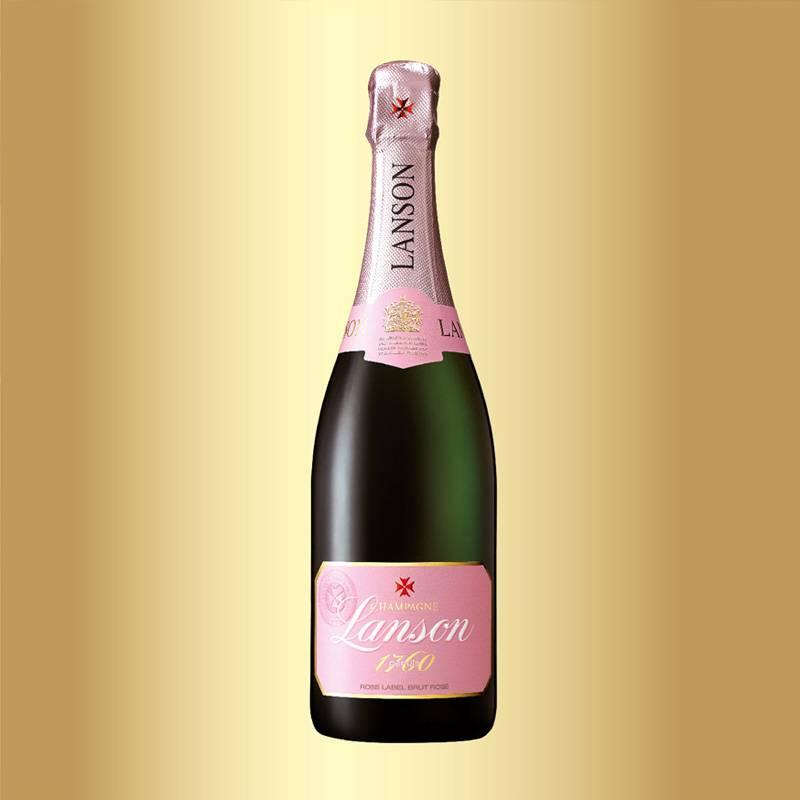 Lanson Rose Champagne 1.5L