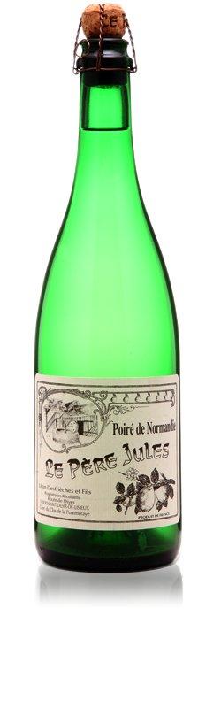 Le Pere Jules, Poire de Normandie Cider 750mL