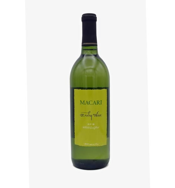 Macari Early Wine Chardonnay