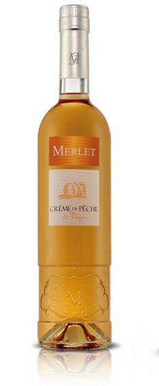 Merlet Creme De Peche 375mL