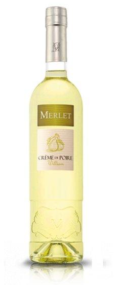 Merlet Creme De Poire William 375mL